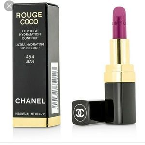 CHANEL Makeup - BNIB Rouge Coco Chanel 454 Jean authentic new